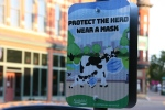 Face masks, #9872 protect theherd