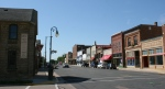 Montgomery, #24 view of main street businessdistrict