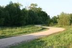 Nature, #119 winding gravelroad
