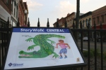 StoryWalk, #778 crocodile