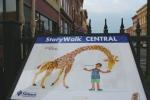 StoryWalk, #780 giraffe