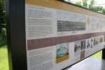 Tour, #638 historical info on millsclose-up