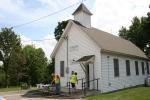 Tour, #655 schoolhouse exterior Millersburg,MN