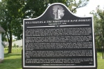 Tour, #658 bank robbery historicalsignage