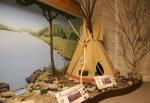 Tour, #684 Native American display atRCHS