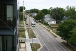 Atwood, #1061 view ofstreet
