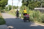 Bike trail, #989 bikers Capitol City BikePath