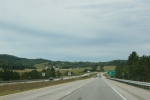 Drive to WI, #1203 valley near LaCrosse