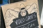 Jesse James Days, #1247 video gamessign