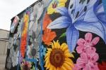 Northfield mural, #1229close-up