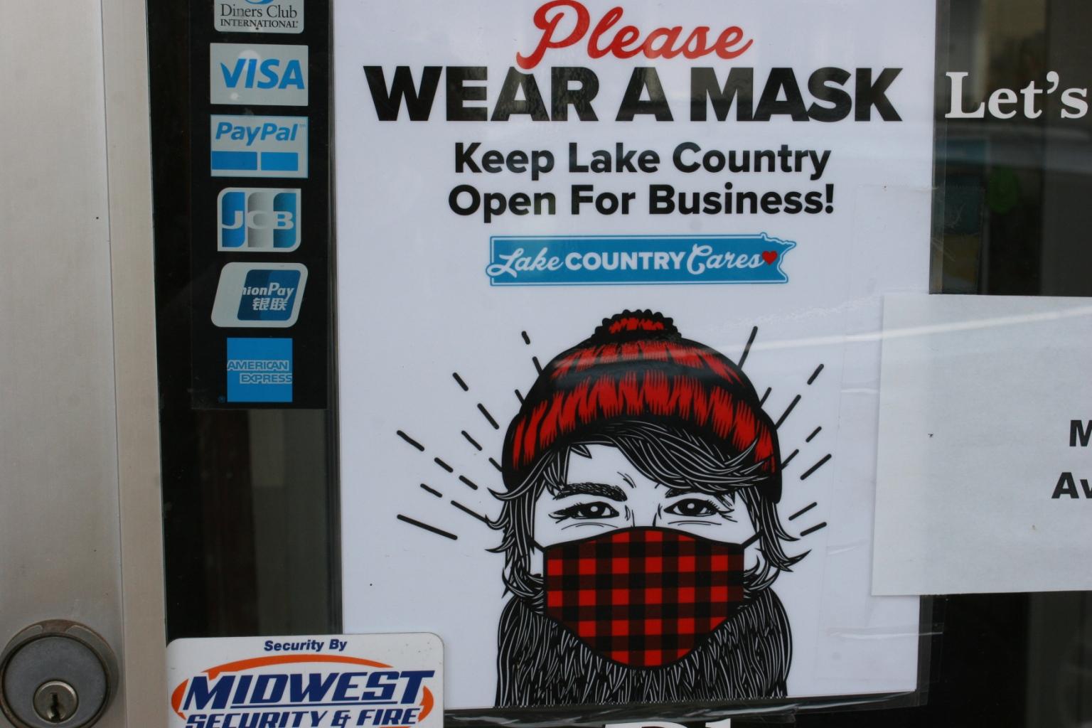 Fauci & face masks